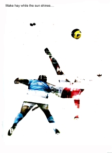 Rooney overhead goal