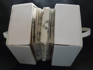 Music sheet concertina