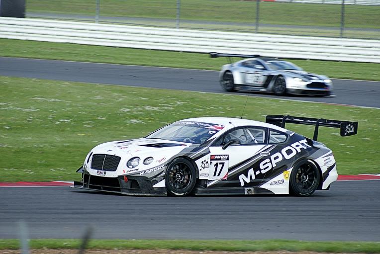 M-sport racing