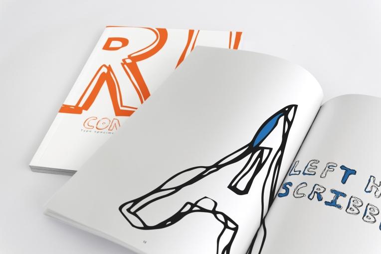 Comic sans hand drawn