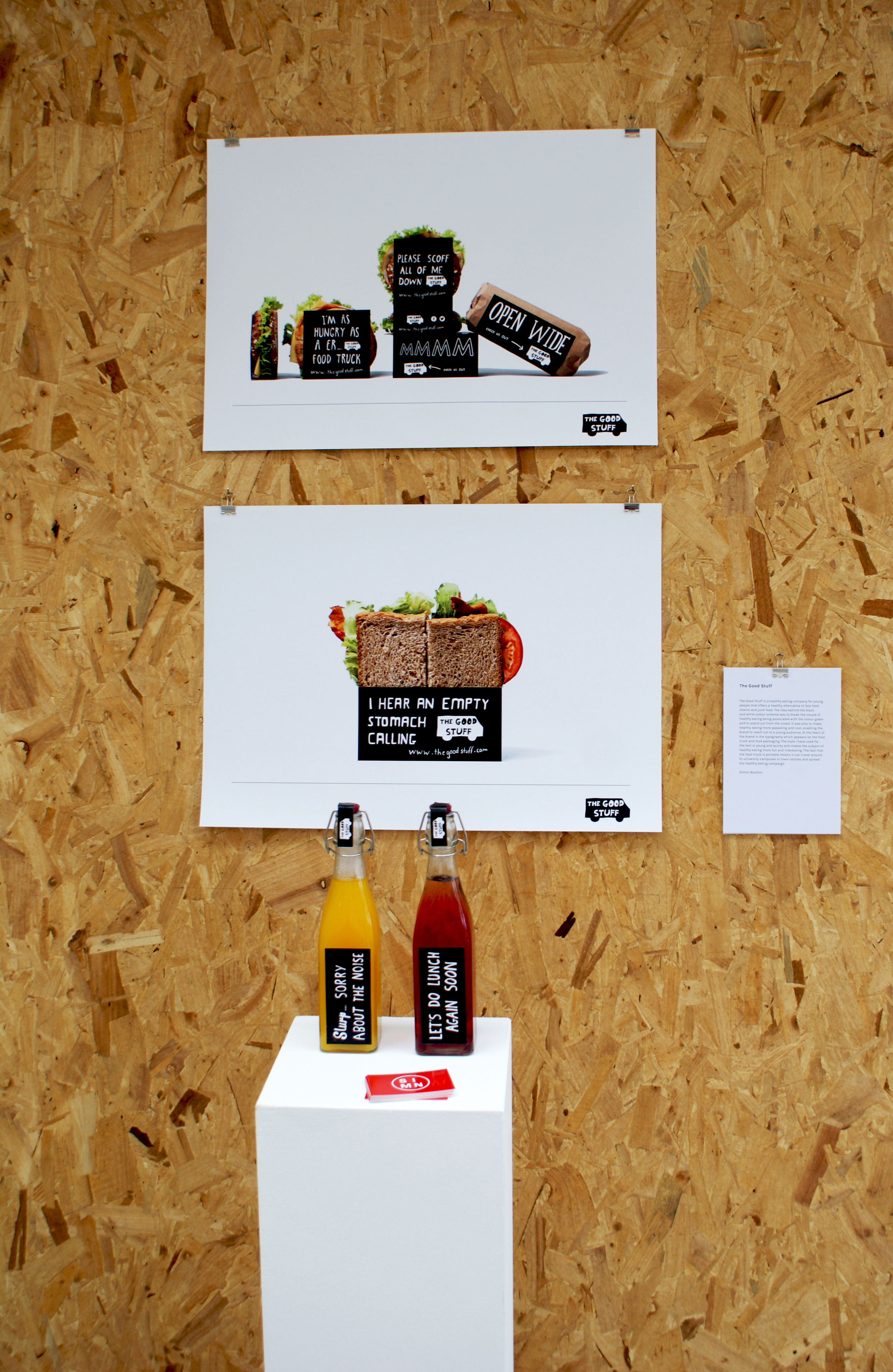 Business card simon andrew designs degree show work magicingreecefo Images