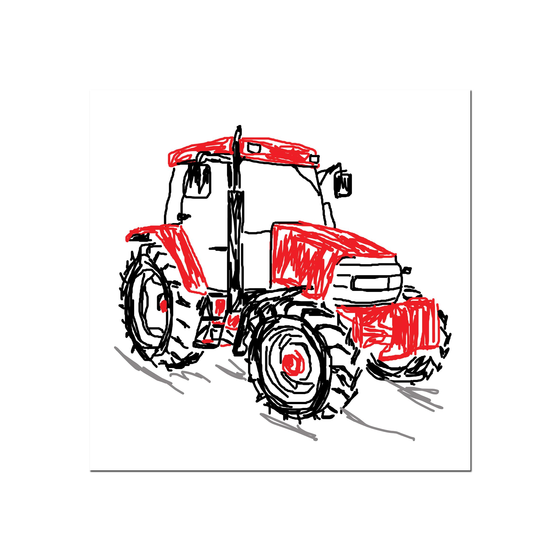 Card designs tractors simon andrew designs greetings card kristyandbryce Gallery