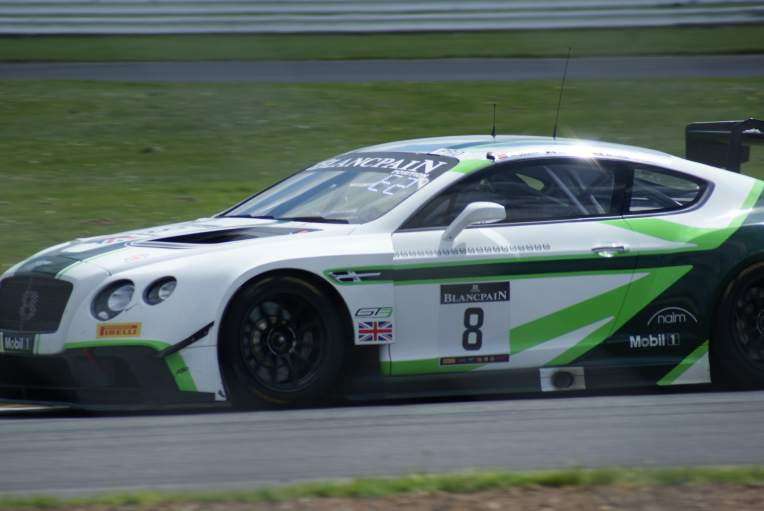 Bentley Team M-Sport